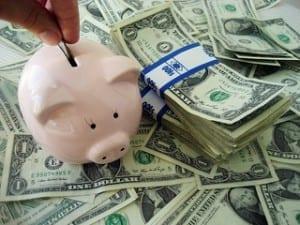 Money Saving Goals for Single Moms