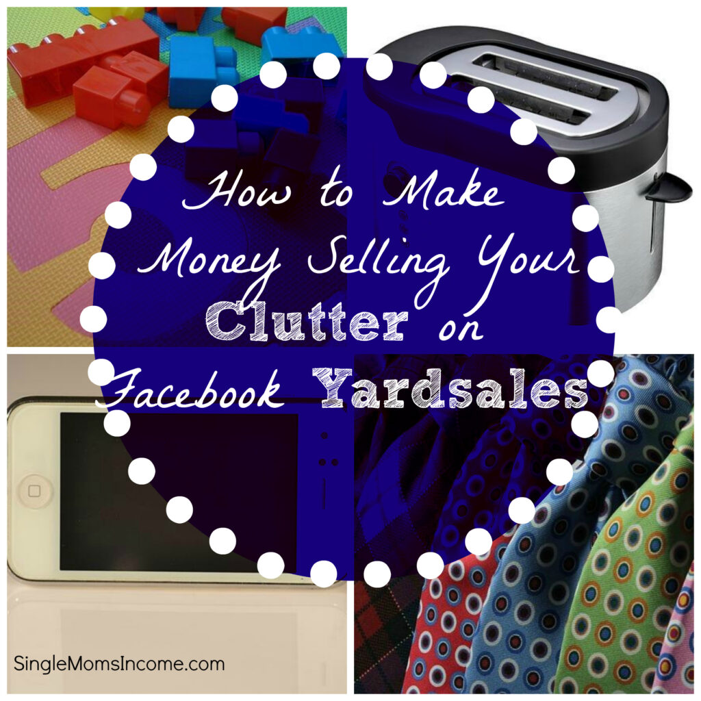 Learn how to host the very best garage sale ever - Facebook Yard Sales