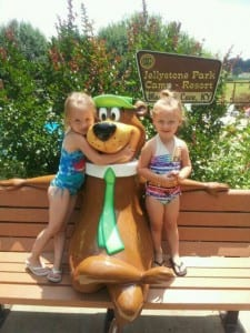 Preschoolers and Frugal Vacations: Why Tourist Attractions are Not a Good Idea