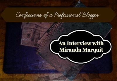 Confessions of A Professional Blogger: An Interview with Miranda Marquit