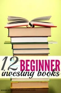 Do you want to invest but don't know where to start? I used to feel the same way! Investing is actually a very simple process and if you take the time to educate yourself before diving in you'll feel more comfortable with your decisions. Here's a list of twelve investing books for beginners.