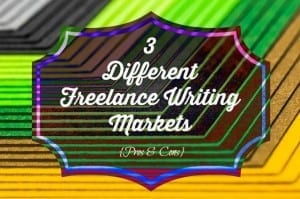 freelance writing markets