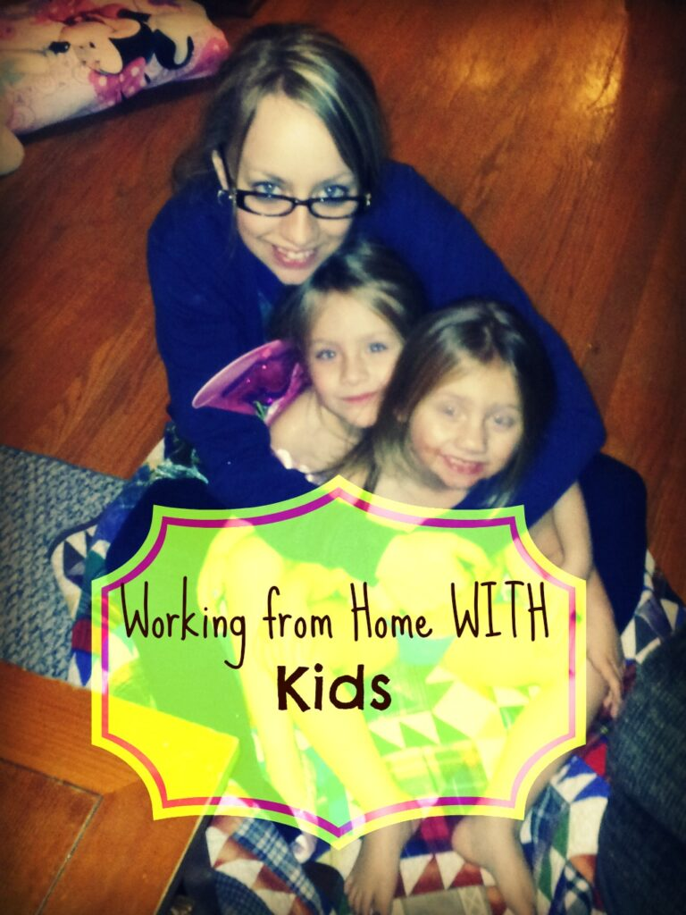 A Day in the Life: Working from Home with Kids