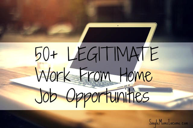 legitimate jobs from home stuffing envelopes