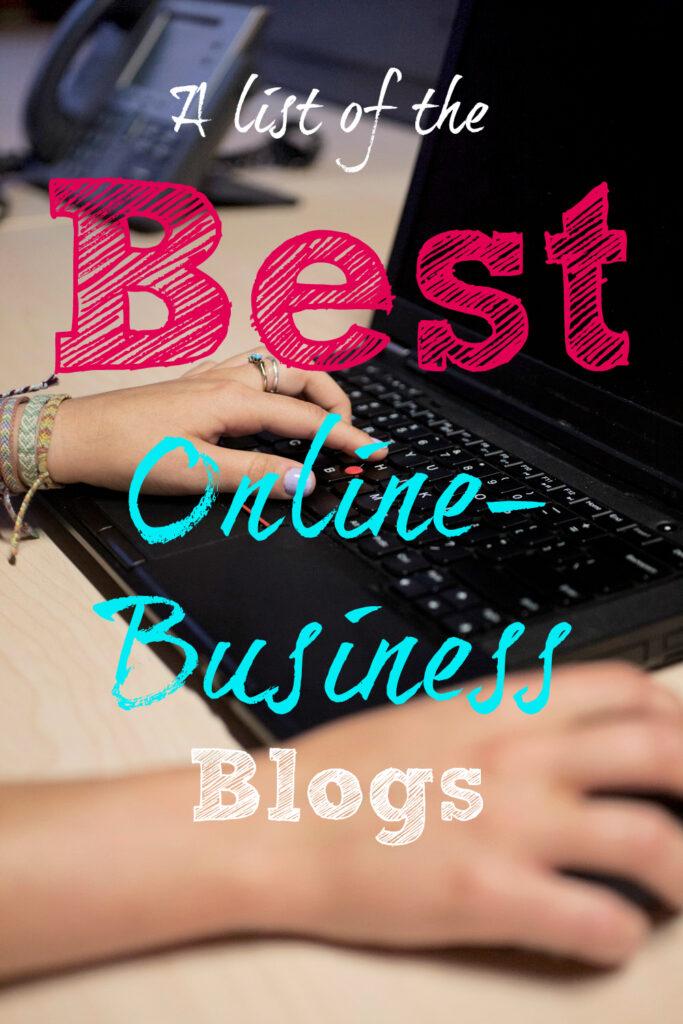 best online business blogs