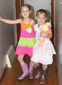 They think they are HOT STUFF w/ their cowgirl boots!