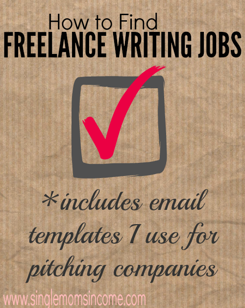 As a new freelance writer finding jobs can be tough. Here are some free email templates that will help you land your first job. (These are the exact emails I've used to get tons of freelance jobs!)