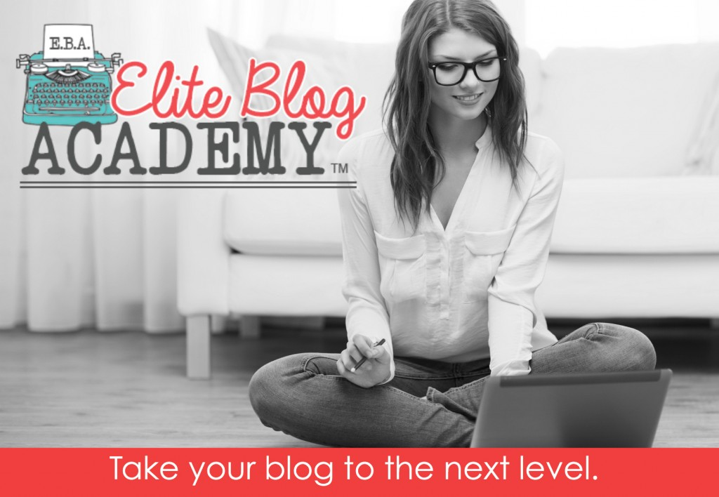Elite Blog Academy Review. Why serious bloggers need this course and how I've almost DOUBLED my traffic in two months.