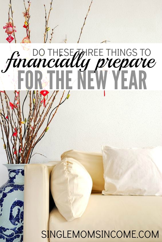 If you're serious about making 2015 great you need to start financially preparing for the New Year now. Don't wait until January - you'll only end up taking two steps backward to take one step forward. Here's why.