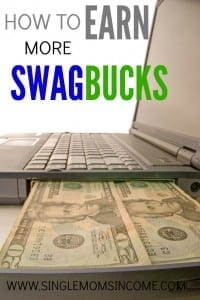 Swagbucks is a great way to earn some extra cash. I usually earn $5-$10 worth of gift cards per month through Swagbucks with very little effort. Today I'm sharing five simple strategies you can also use to easily earn more Swagbucks.