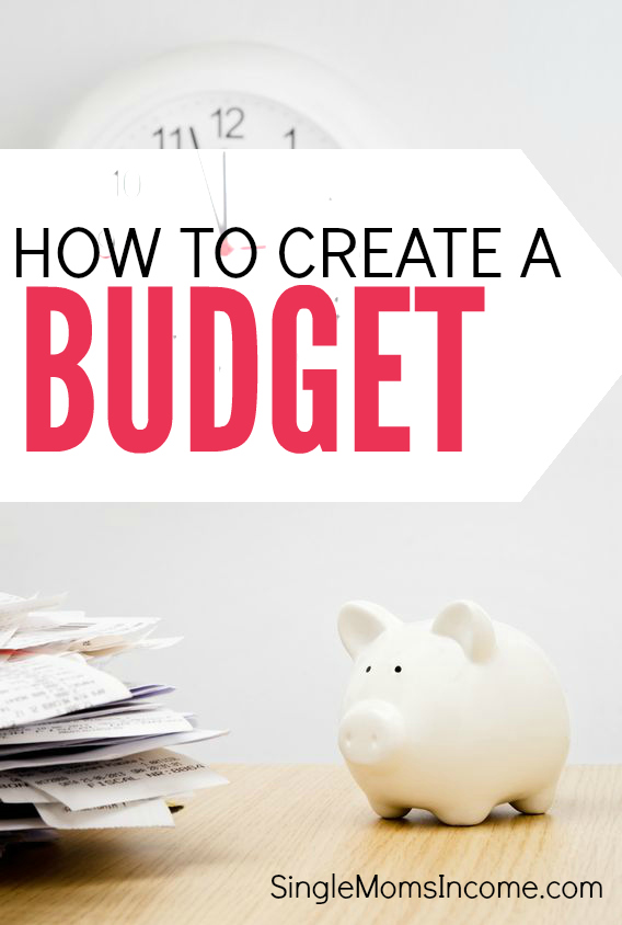 How to Create a Budget Plus Free Budget Worksheet Single Moms – How to Create a Worksheet