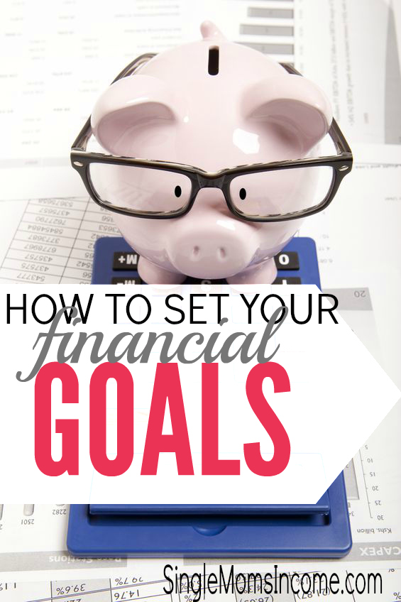 If you're ready to make your money work for you here are some tips on how to set your financial goals, plus some awesome FREE printables to get you started.