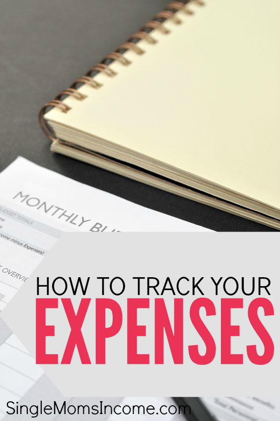 how to track your expenses