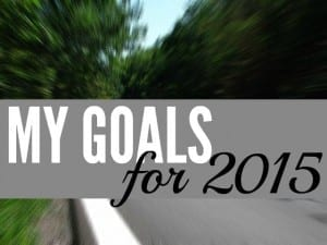 What I'll Be Working on in 2015