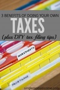 Steuererklärungen Single
