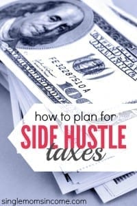 How to Plan for Taxes on Side Hustle Income