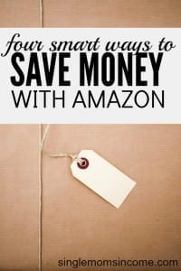 I love shopping with Amazon. I've also found several ways to get great deals over the years. Here are my four favorite ways to save with Amazon.