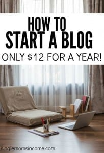 Owning your own blog can be a great way to make money. It took me two years but I know make around $2,500 per month directly off my blog. Here's how you can setup your own professional blog for only $12 for your first year!!