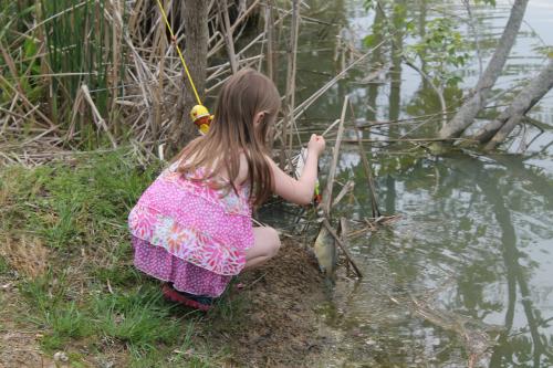 kailyn fishing