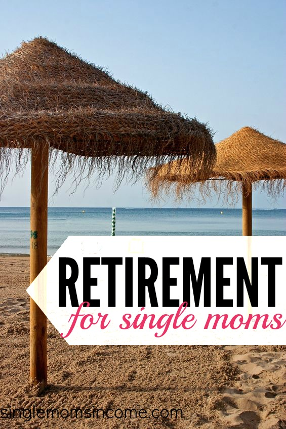 Planning for the future can be tough. Especially when you're flying solo. Here's how to plan for retirement for single moms. Some great tips here.