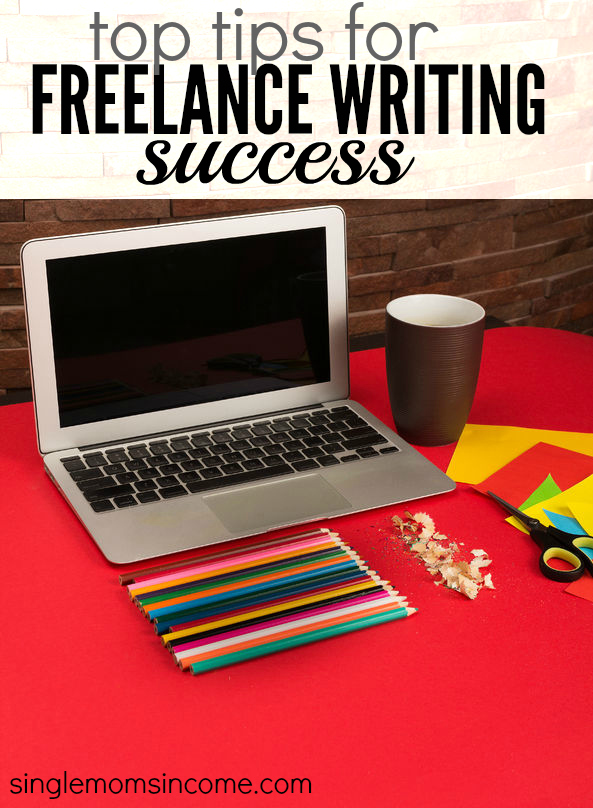 My Top 8 Tips For Freelance Writing Success