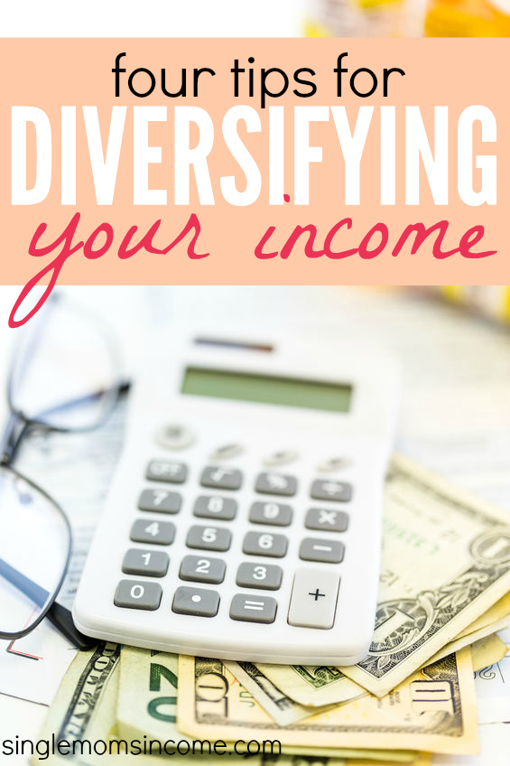 "You've heard it before - ""don't put all your eggs in one basket."" Here are four smart tips for creating a diversified income."