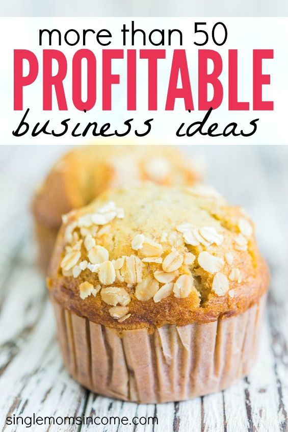 Coming up with a business idea can be tough. Here's a list of more than fifty profitable small business ideas. Something for everyone on this list!
