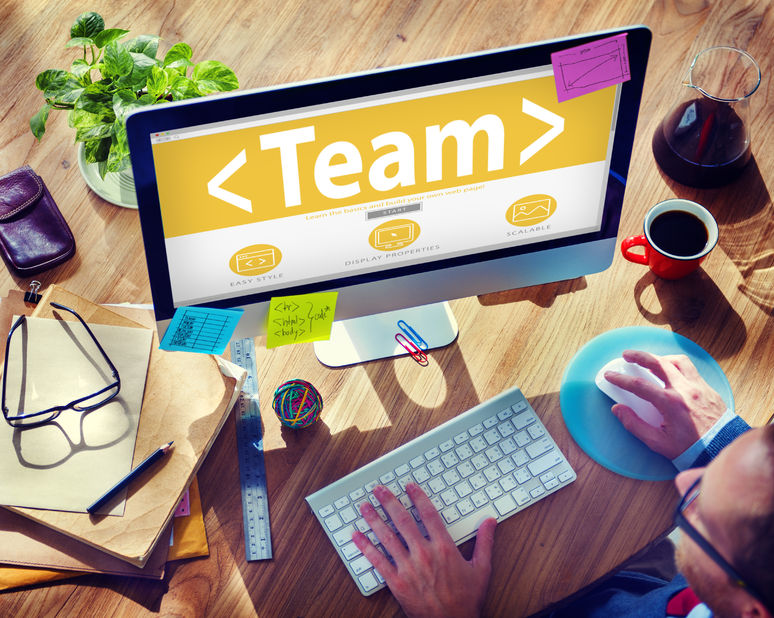 Outsourcing online work
