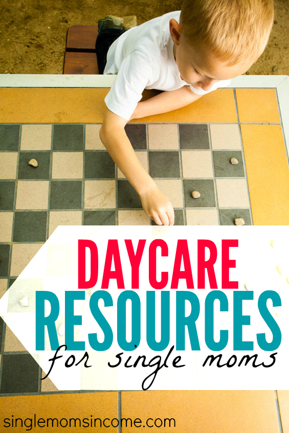Daycare Help For Single Moms