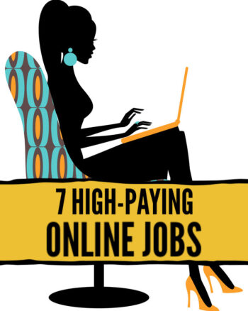Best high paying online jobs.