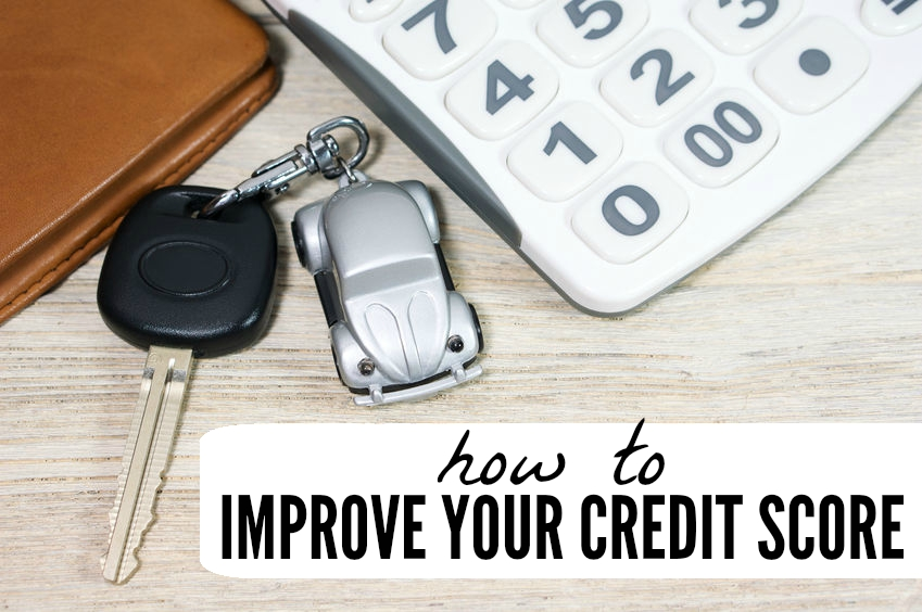 The difference 100 points in credit scores can make is HUGE. Here's my tale of two credit scores and how one of them cost me thousands of dollars - plus how you can improve your credit score even if you're starting at zero.