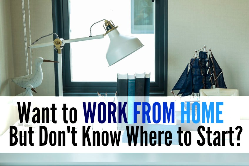 I Want To Work From Home