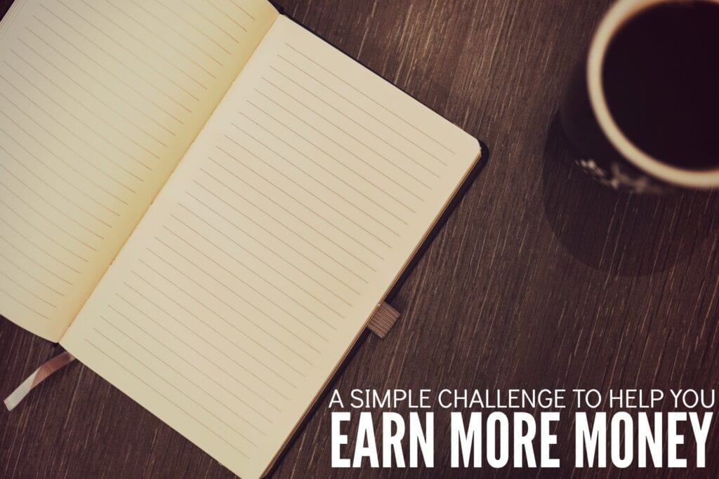 If you're looking to earn extra money this simple challenge may be exactly what you need!