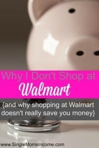 Do you think shopping at Walmart saves you money? You might be wrong. Here's why.