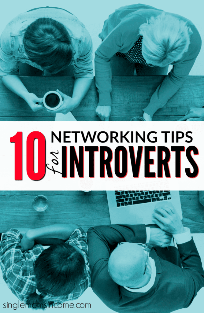 As an introvert networking can be a very scary thing. However, you shouldn't let it hold you back from success. Here are ten networking tips for introverts.