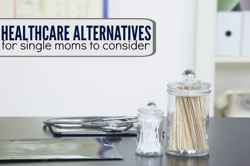 It's open enrollment time. If you're not finding the right health insurance option for you here are some healthcare alternatives for single moms to consider.