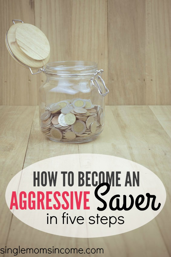 How to Start Saving Aggressively