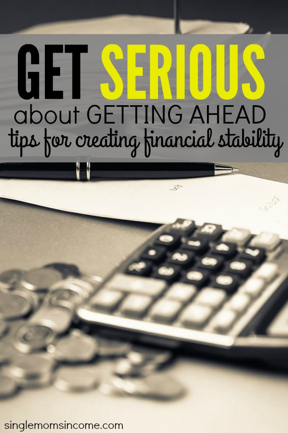 If you're serious about getting ahead financially, breaking the paycheck to paycheck cycle, becoming debt free, or building up a serious cash buffer, all of those things are more than possible.