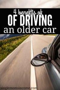 4 Reasons I Love Driving an Older Car