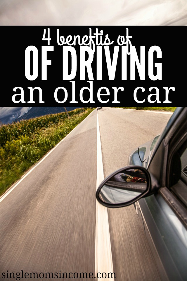 There are a lot of benefits to driving an older car. Here are my four favorite.