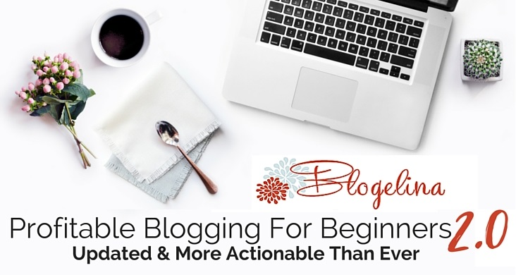 Profitable Blogging For Beginners - How To Make Your First $100 Blogging
