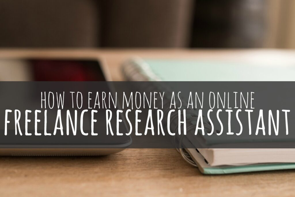 How to Make Money as a Freelance Researcher with Wonder ...
