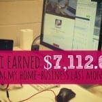 March 2016 Online Income Report