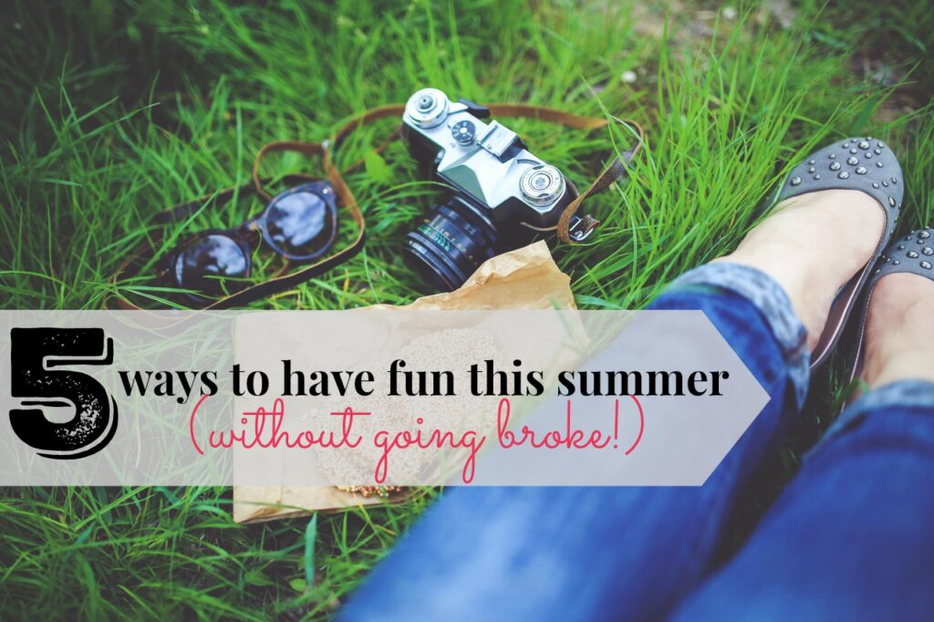 How to Manage your Finances While Indulging in Summer Fun