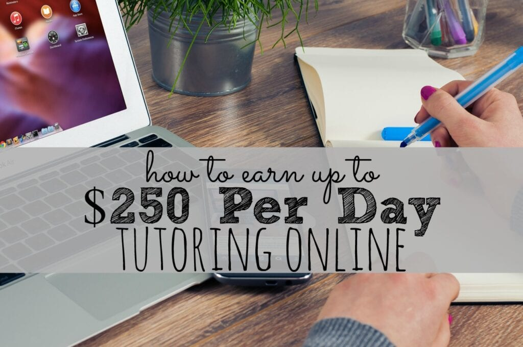 It's possible to earn a full time income tutoring online. Here's what you need to know and three places to get started.