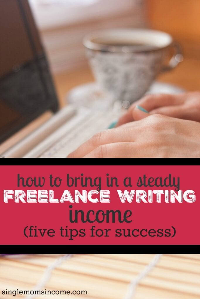 A big myth is that freelance writing or just freelancing in general is not a stable way to earn money in the long run. While it's true that there's no fixed salary and identical paychecks don't get deposited every two weeks, freelance writers can establish an income that is somewhat steady and quite reliable.
