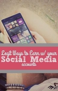 Legit Ways to Make Money with Your Social Media Accounts