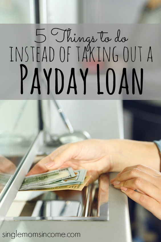 Payday holiday loan photo 10