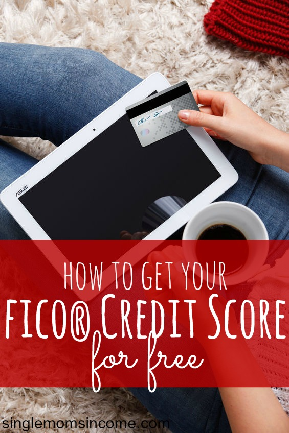 FICO Credit Score for Free