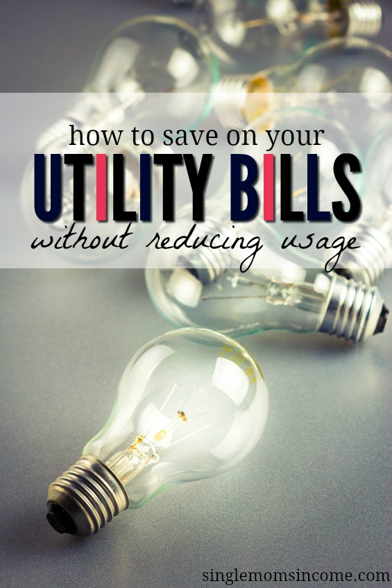 You really can save money with little effort. Especially if you use any of these ways to save on your utility bills. (And they don't require reducing usage)